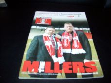 Rotherham United v Tranmere Rovers, 2005/06